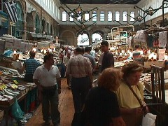 image of athens market